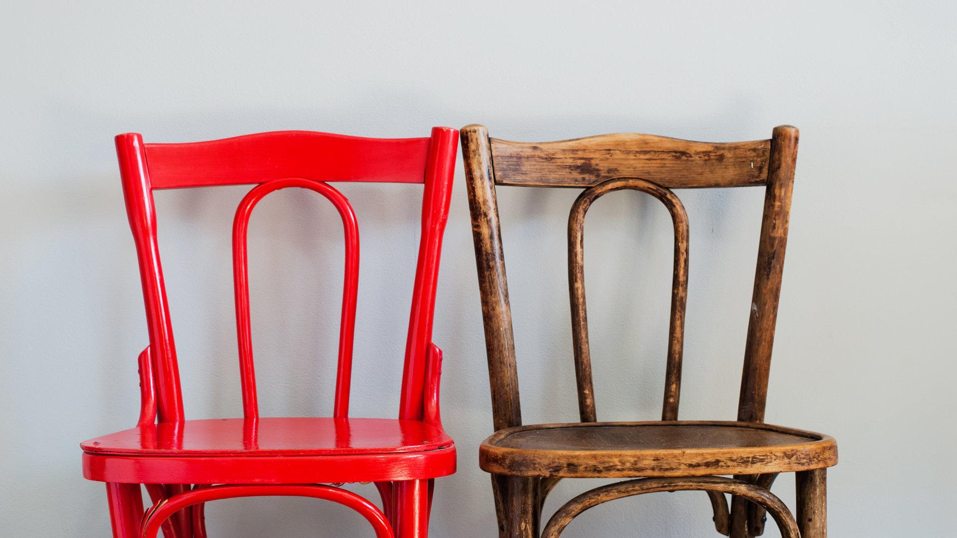repeindre vieux meuble