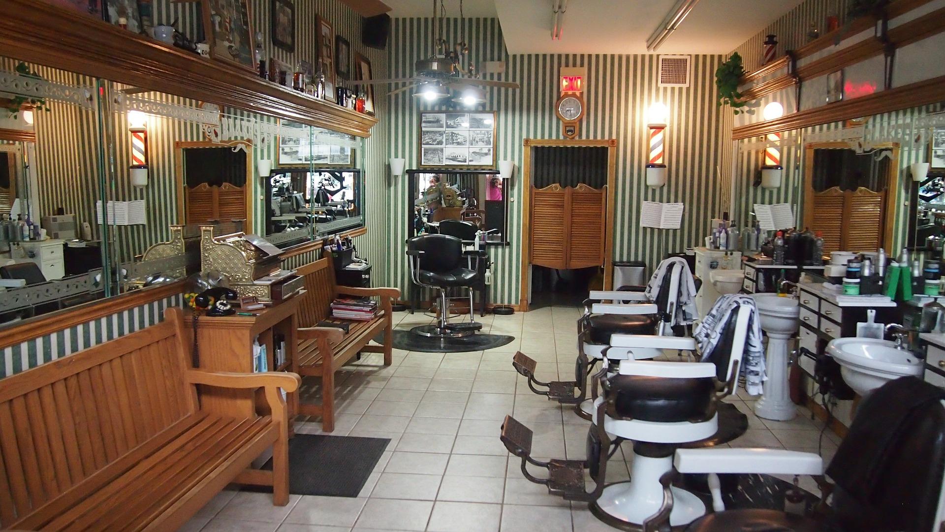 style industriel coiffure